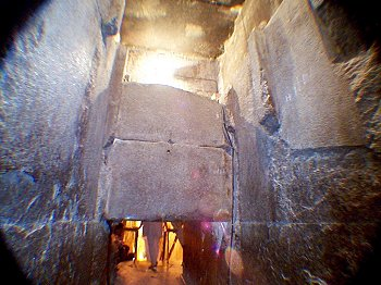 Guardian S Giza The Great Pyramid Ascending Chambers