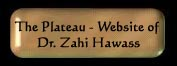 The Official Website for the Dr. Zahi Hawass