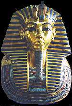 Tut's Death Mask